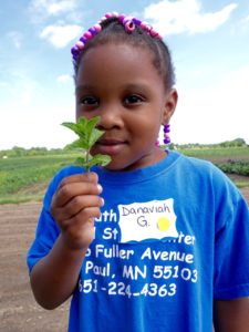 How farm to school programs help foster community